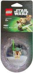 LEGO Star Wars Mágnes Yoda 850644