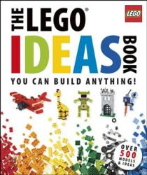 LEGO Könyv The LEGO Ideas Book BOOK01