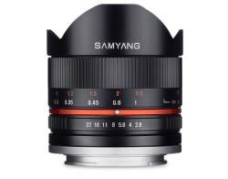 Samyang 8mm f/2.8 AS IF UMC (Fujifilm)