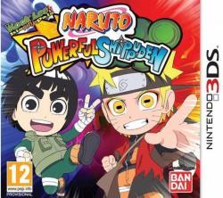 Namco Bandai Naruto Powerful Shippuden (Nintendo 3DS)