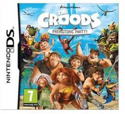 Namco Bandai The Croods Prehistoric Party (Nintendo DS)
