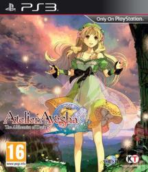Tecmo Atelier Ayesha Alchemist of Dusk (PS3)