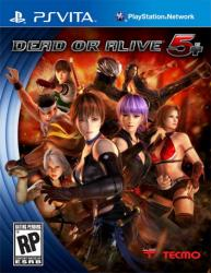 Tecmo Dead or Alive 5+ (PS Vita)