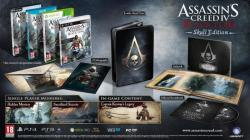 Ubisoft Assassin's Creed IV Black Flag [Skull Edition] (Wii U)