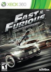 Activision Fast and Furious Showdown (Xbox 360)