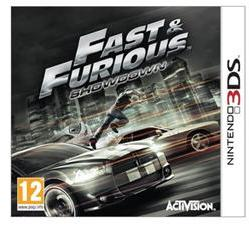 Activision Fast and Furious Showdown (3DS)