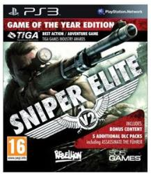 505 Games Sniper Elite V2 [Game of the Year Edition] (PS3)