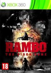 Reef Entertainment Rambo The Video Game (Xbox 360)