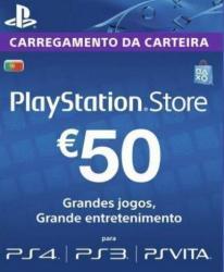 Sony PlayStation Network Card 50 EUR