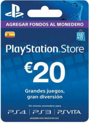 Sony PlayStation Network Card 20 EUR