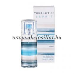 Esprit Your Life Man EDT 30ml
