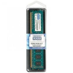 GOODRAM 8GB (2x4GB) DDR3 1600MHz GR1600D364L11/8GDC