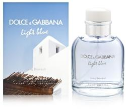 Dolce&Gabbana Light Blue Living Stromboli Homme EDT 125ml Tester