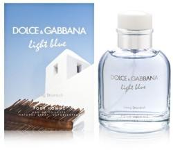 Dolce&Gabbana Light Blue Living Stromboli Homme EDT 125ml Tester