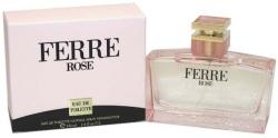 Gianfranco Ferre Rose EDT 100ml Tester