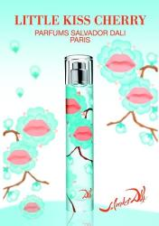 Salvador Dali Little Kiss Cherry EDT 100ml Tester