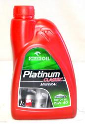 Orlen Platinum Mineral 15W40 1L