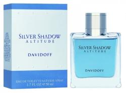 Davidoff Silver Shadow Altitude EDT 100ml Tester