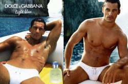 Dolce&Gabbana Light Blue pour Homme EDT 125ml Tester