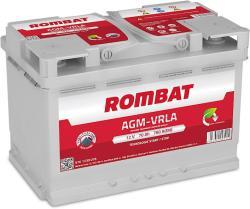 ROMBAT AGM VRLA 70Ah 760A