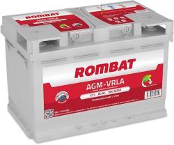 ROMBAT AGM VRLA 80Ah 800A