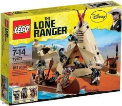 LEGO Lone Ranger - Komancs Tábor 79107