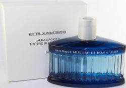 Laura Biagiotti Mistero di Roma Uomo EDT 125ml Tester