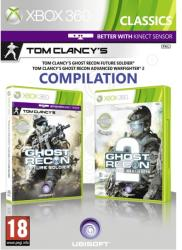 Ubisoft Double Pack: Ghost Recon Advanced Warfighter 2 + Future Soldier [Classics] (Xbox 360)