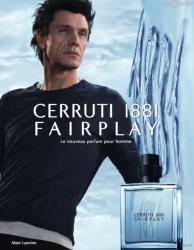 Cerruti 1881 Fairplay for Men EDT 100ml Tester