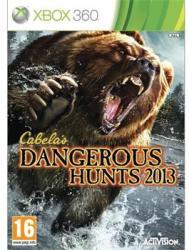 Activision Cabela's Dangerous Hunts 2013 (Xbox 360)