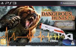 Activision Cabela's Dangerous Hunts 2013 (PS3)