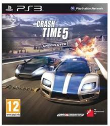PQube Crash Time 5 Undercover (PS3)