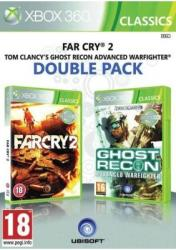 Ubisoft Double Pack: Far Cry 2 + Tom Clancy's Ghost Recon Advanced Warfighter [Classics] (Xbox 360)
