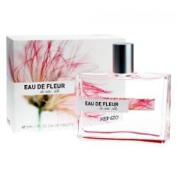 Kenzo Eau De Fleur de Soie. Silk EDT 50ml Tester