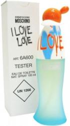 Moschino Cheap and Chic I Love Love EDT 100ml Tester