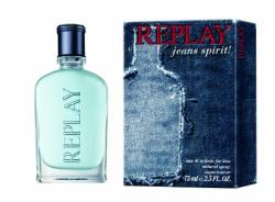 Replay Jeans Spirit for Him EDT 75ml Tester