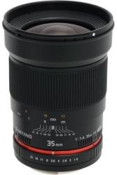 Samyang 35mm f/1.4 AS UMC (Olympus FT)