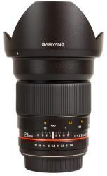 Samyang 24mm f/1.4 ED AS UMC (Sony/Minolta)