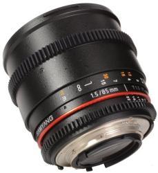 Samyang 85mm T1.5 AS IF UMC VDSLR (Sony)
