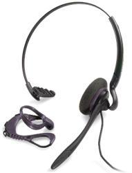 Plantronics H141N DuoSet Noise-Canceling 34625-21