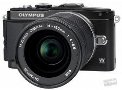 Olympus PEN E-PL5 + EZ-M1415 14-150mm (V205044BE010)