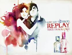 Replay Your Fragrance! for Her EDT 60ml Tester