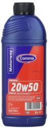 Comma 20W50 1L