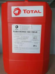 Total Rubia Works 1000 15W40 20L