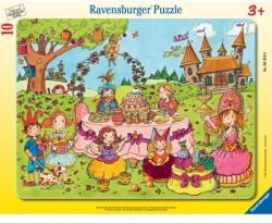 Ravensburger A hercegnő születésnapja 10 db-os (90601)