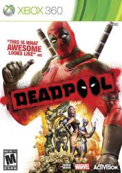 Activision Deadpool (Xbox 360)
