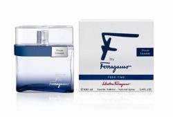 Salvatore Ferragamo F by Ferragamo Free Time pour Homme EDT 100ml Tester