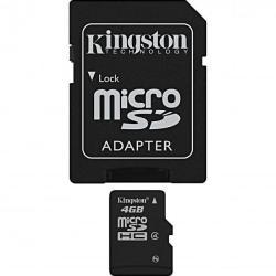 Hama MicroSDHC 4GB Class 4 108014