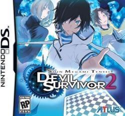 Atlus Shin Megami Tensei Devil Survivor 2 (Nintendo DS)