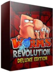 Team 17 Worms Revolution [Deluxe Edition] (PC)